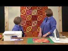 Learn How To Make A Bento Box Quilt! - 24 Blocks