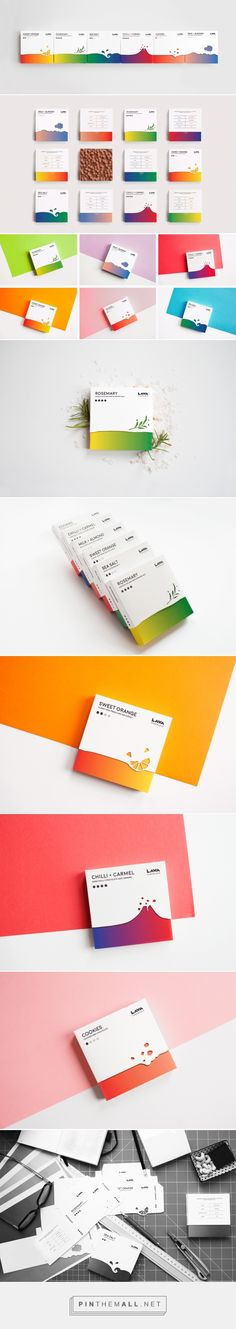 LAVA chocolate packaging design concept by Iwona Przybyła - http://www.packagingoftheworld.com/2017/03/lava-concept.html