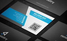Free Corporate Business Card Template For Download