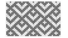 How To Design Your Own Tapestry Crochet — Meghan Makes Do - weaving patterns Tapestry Crochet Patterns, Weaving Patterns, Mosaic Patterns, Crochet Stitches, Knitting Charts, Knitting Patterns, Crochet Home, Knit Crochet, Cross Stitch Designs