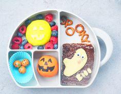 Halloween Bentobox / Bentobox Ideas / Brotdose mal anderst / Brotbox / Kindervesper / Kindergarten / www.amotherslove.de