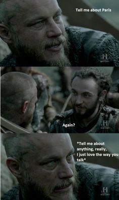 Ragnar inner monologue