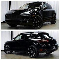 """Porsche Macan on Lexani's Follow @LexaniOfficial for more luxury SUVs sitting proper on Lexani Forged Wheels #LexaniWheels @LexaniOfficial"""