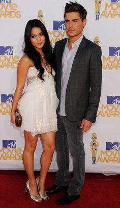 Vanessa Hudgens and Zac Efron were my favorite couple.