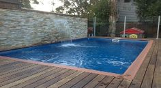 Tuscany Swim Spa Pool
