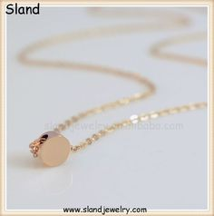 Alibaba Online Shopping Bridesmaid Gifts Custom Hand Stamped Initial Tiny Rose Gold Dot Necklace Made Of Stainless Steel , Find Complete Details about Alibaba Online Shopping Bridesmaid Gifts Custom Hand Stamped Initial Tiny Rose Gold Dot Necklace Made Of Stainless Steel,Tiny Rose Gold Dot Necklace,Saudi Gold Jewelry Necklace,Rose Gold Charm Necklace from -Guangzhou Sland Jewelry Co., Ltd. Supplier or Manufacturer on Alibaba.com