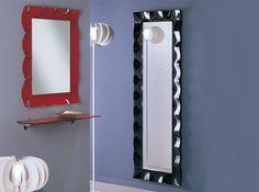 Arabes Italian Wall Mirror by LA Vetreria - $1,200.00