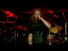 14 Abril 2012. At The Gates - Blinded By Fear (Live at Wacken 2008)
