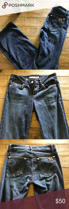 Joe's Jeans Honey Flare Jeans Size 25 Light wear on hem line Joe's Jeans Jeans Flare & Wide Leg