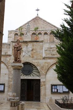Church of St.Catherine, Bethlehem