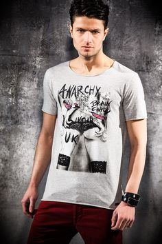 Brain Collection Spring / Summer 2013 : Men's t-shirt