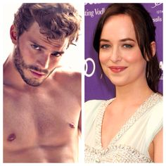 Christian Grey and Anastasia Steele...... to say I'm disappointed is putting it lightly