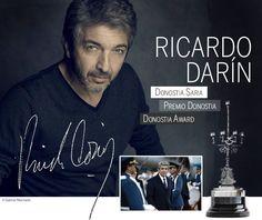 San Sebastian Film Festival :: Ricardo Darín, Donostia Award at the 65th edition of the San Sebastian Festival