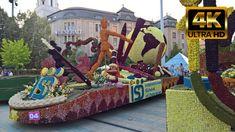 Blumenkarneval Debrecen 2018 - Blumenkarneval Nacht Teil I 2018 ・ Ultra HD 4K Video. Dieses Video zeigt Ungarns 49. Debrecen Blumenkarneval, der am 21. August 2018 in Debrecen stattfand,  mit vielen bunten Veranstaltungen, darunter: Gebet und pompöse Darsteller. - In this video you can see the Flower Carnival Festival 2018 in Debrecen city. #flowers #fashion #art #artist #artwork #beauty #beautiful #amazing #style #love