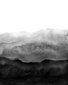 Black to gray ombre watercolor by graphicrain on hdf 403 in Landscape Architecture Model, Black Architecture, Architecture Drawing Plan, Architecture Drawing Sketchbooks, Water Architecture, Ombre Background, Black And White Background, Watercolor Background, Textured Background