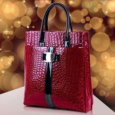 Tendance Sac 2017/ 2018 : Top-Handle Bags Women Designer Handbags High Quality PU Leather Bag Female Brief