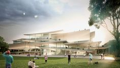 SANAA selected ahead of snøhetta to build new national gallery of hungary