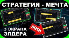 Стратегия для бинарных опционов - три экрана Элдера самая простая и эффе...