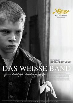 """The White Ribbon (2009) - """"I gave God a chance to kill me. He didn't do it, so he's pleased with me."""""""
