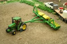 toy farm tractors | Time For Spring - Farm Toy Blogs at The Toy Tractor Times