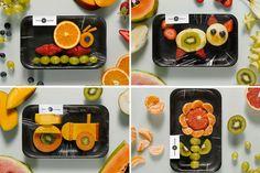 Figuras fruta, genial :)
