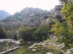 Airole, view of river Places To Travel, Places To See, Rental Apartments, To Go, Earth, France, World, Water, Wanderlust