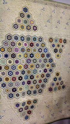Tokyo Quilt Festival  hexagon