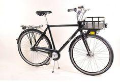 Jensen Club - Test en el cykel