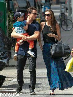 Miranda's family
