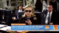 CBS and NBC Fret Missing Hillary E-Mails Represent 'a New Distraction' for Her Campaign