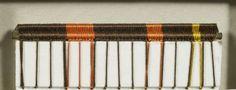 Endband sampler: University of Iowa Libraries Bookbinding Models