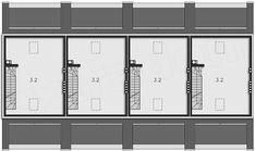 Projekt domu Miltown II LMS12a 103,18 m2 - koszt budowy 194 tys. zł - EXTRADOM