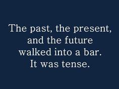 Grammar is hilarious.