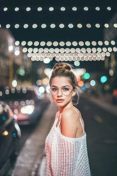 62 Best Ideas Photography Poses For Girls Photoshoot Lights Tumblr Photography, Photography Poses, Street Photography, Landscape Photography, Digital Photography, Hipster Girl Photography, Portrait Photography Lighting, Night Time Photography, Woman Photography