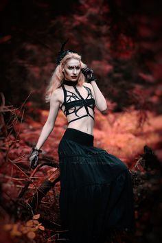 """Tales of the twilight Forest... """"The Witch"""" ...my dark Material 💃Ⓜ️ 👠 > Betchi 📸 > """"the fine Art of catching Light"""" by Pit Theiss  #thefineartofcatchinglight #mythology #mystic #pittheissphotography #fantasy #fairy #fairytales #outdoor #photoshoot #dark #conceptshooting #photoproject #pagan #photographer #norce #norcemythology #mystic #pittheissphotography #fantasy #outdoor #photoshoot #celtic #witchcraft #witchcraft #witches #runes"""