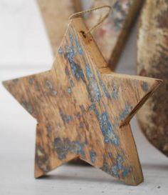 Barn Wood Star ⭐️