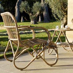Salon De Jardin Rotin 1 Canap 2 Fauteuils 1 Table Sur Jardindeco Pour Une Ambiance