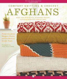 #ClippedOnIssuu from Comfort knitting & crochet afghans gaughan, norah