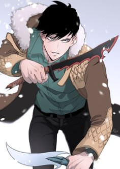 Watch the latest chapters only on Sololeveling.in Read Solo Leveling Manga online for free. You can find hundreds of English translated light novel, web novel, Korean novel and Chinese novels Manhwa. Manhwa, Fantasy Dagger, Character Art, Character Design, Profile Avatar, Anime Warrior, Cute Girl Pic, Fox Art, Anime Films