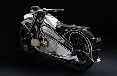 BMW R7 Prototype, 1937