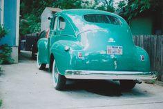 Dick Tracy's car