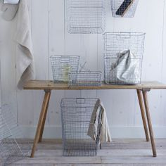 wire mesh collection - west elm market