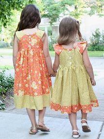Tutorial: Simple Raglan Sundress for little girls | Sewing | CraftGossip.com