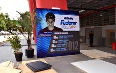 ginásio Ibirapuera Federer tênis (Foto: Ivan Raupp / Globoesporte.com)