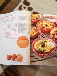 Omelet muffins Amber Albarda