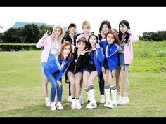 Twice Having Fun in Jeju Island! Looks like they're having fun!