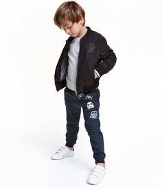 Joggers | Dark blue/Star Wars | Kids | H&M US