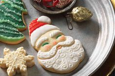 Rollout sugar cookies, perfect for decorating.