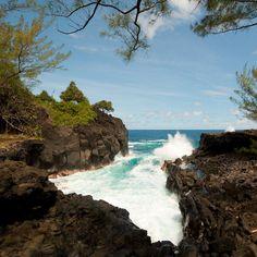 Sud sauvage, île de la Réunion