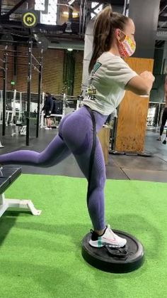 Full Body Hiit Workout, Slim Waist Workout, Gym Workout Videos, Abs Workout Routines, Fit Board Workouts, Butt Workout, Gym Workouts, Gymnastics Workout, Shoulder Workout